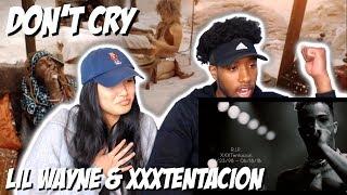 HAPPY BIRTHDAY X!! | LIL WAYNE - DON'T CRY FT. XXXTENTACION | MUSIC VIDEO REACTION
