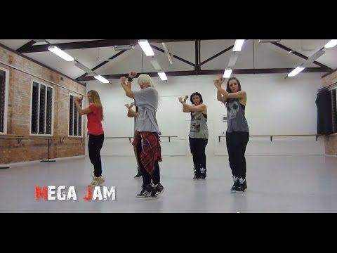 'Wait For A Minute' Justin Bieber ft. Tyga choreography by Jasmine Meakin (Mega Jam)