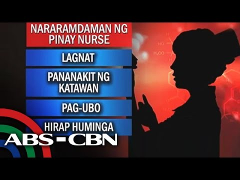 Balikbayang nurse positibo sa MERS-CoV