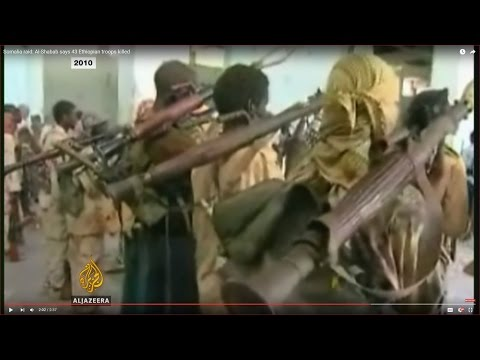 Somalia raid: Al-Shabab says 43 Ethiopian troops killed