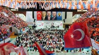 Erdoğan seçim kampanyası startını İzmir'de verdi