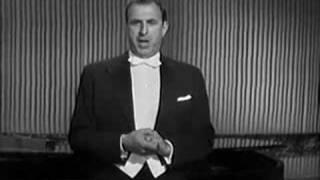 Hans Hotter sings Schumann: Die Beiden Grenadiere