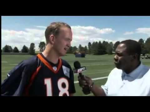 Peyton Manning Speaks about Denver Colorado Batman Shootings and Broncos Football