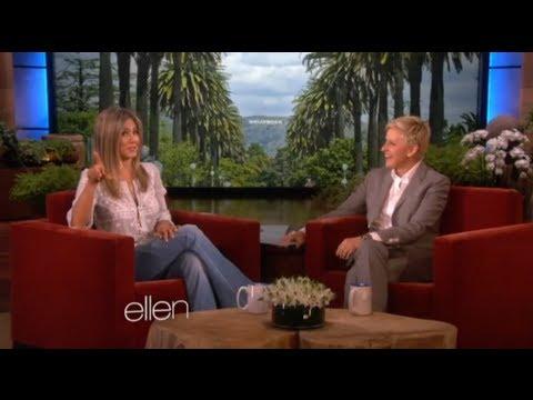 Jennifer Aniston Talks Friends Reunion!