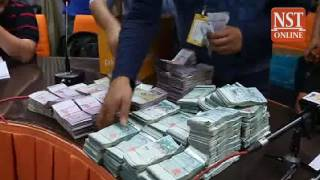 MACC seizes RM1.1 million cash from PWD engineer