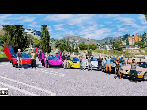 GTA 5 REAL LIFE TEEN MOD SS2 #9 ROAD TRIP