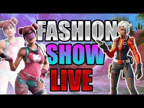 Download Fashion show Fortnite Live / GIVEAWAY  2 wins = 1000 Vbucks! / Real / Not fake Mp4 baru