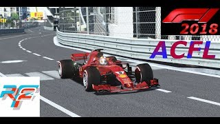 ACFL F1 2018 : rFactor 2