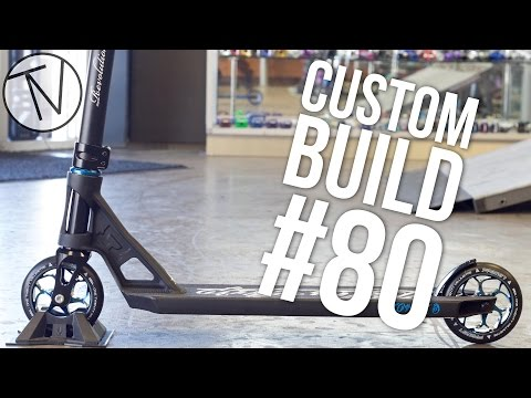 Custom Build #80 │ The Vault Pro Scooters