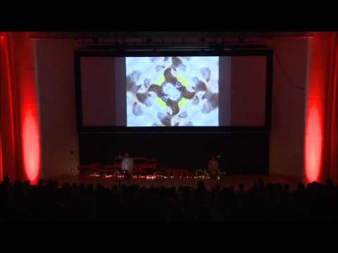 The freedom to make: Scott Andrew and Nina Sarnelle from the Institute of New Feeling at TEDxCMU