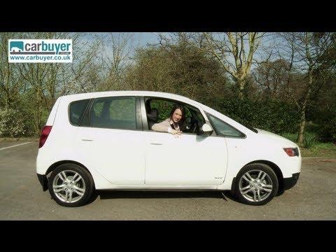 Mitsubishi Colt hatchback review - CarBuyer