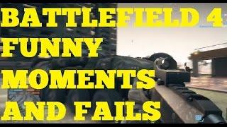 [TOP 7 -  FAILS - Battlefield 4] Video