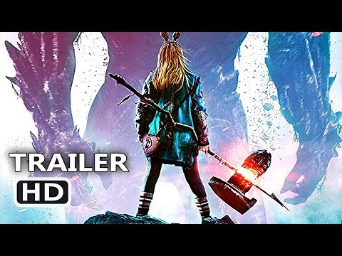 I KILL GIANTS Official Trailer + New Clip (2018) Teen Adventure Movie HD