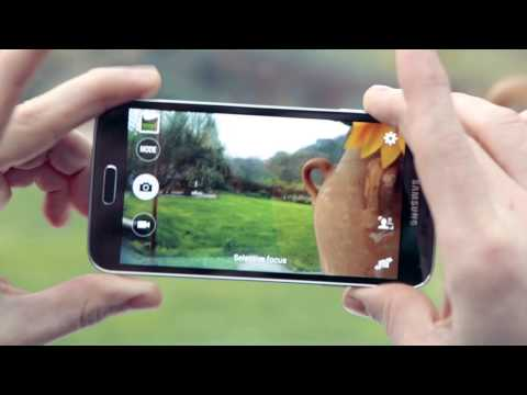 Samsung Galaxy S5 - How to use Selective Focus and HDR Features