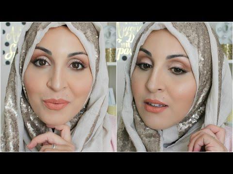 GRWM: Make up et hijab pour l'Aid Ramadan'Up #9
