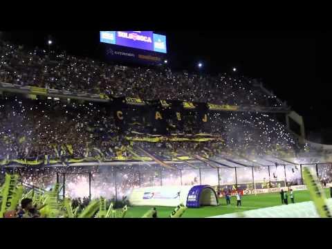 LaMitadMas1 Boca mi buen amigo - Sudamericana 2014