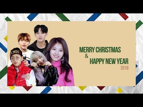 Season Special(시즌 스페셜): Thank You 2017! Look Forward To 2018! (2017 고마웠어! 2018 잘 부탁해!)