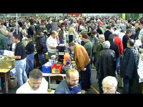Amateurfunkertreffen in Zofingen 2009