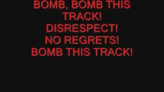 Mindless Self Indulgence - Bomb This Track Lyrics