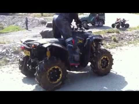 Can-am 800 renegade offroad