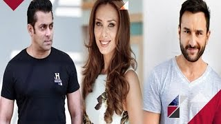 Salman's Alleged Girlfriend Iulia BACK In Mumbai | Saif Wrapping It Up For PATERNITY Leave