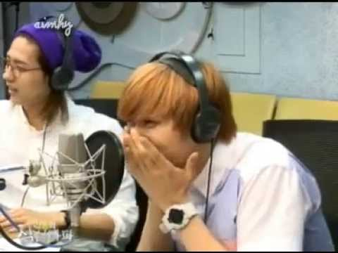 130708 B1A4 Sandeul Dad's message - His Mum Calling at SSTP Radio