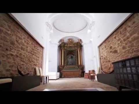 Hotel Convento de Santa Ana.