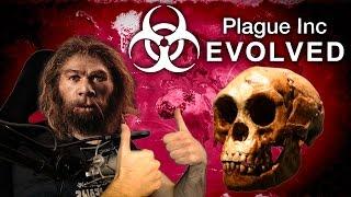 HUMANO MORIR O NEANDERTAL SER | PLAGUE INC EVOLVED Gameplay Español