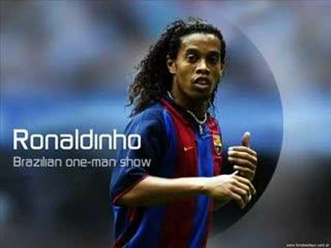 Video de Ronaldinho y toda su magia