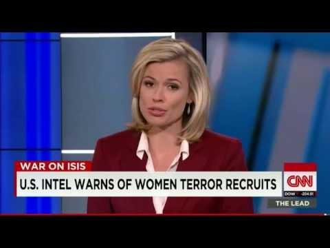 FBI/DHS Bulletin: ISLAMIC STATE Group Luring U.S. Female Fighters