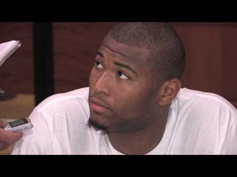 DeMarcus Cousins Draft Combine Interview - Part 1 Video