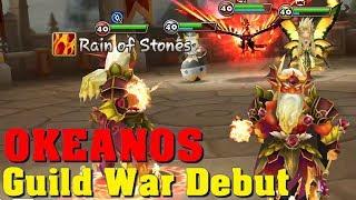 Summoners War - Okeanos Debuts in Guild War!