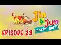 """Jin dan Jun Makin Gokil Episode 23 """"Jubah Superhero"""" Part 3"""