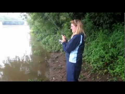 Fishing report - NJ Fishing | Ken Beam & Sharon Fishing | Delaware River Catfishing | NJ Catfishing Video