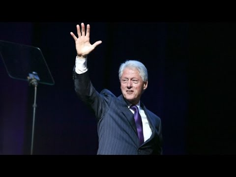 Bill Clinton asked about Hillary's emails