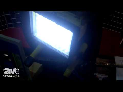 CEDIA 2014: BES Manufacturing Highlights Its BES Cordless LED Worklight