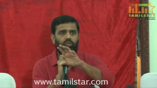 Producer Rambabu Press Meet