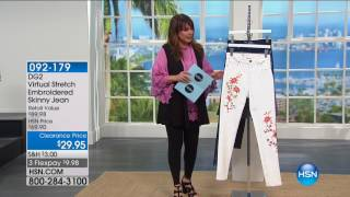 HSN | Fashion & Accessories Clearance featuring Diane Gilman 08.01.2017 - 12 PM