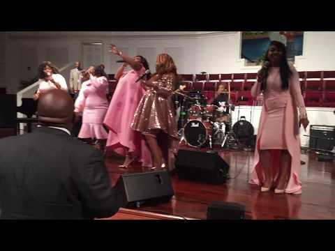 Lisa Knowles-Smith and The Brown Singers - Right On Time
