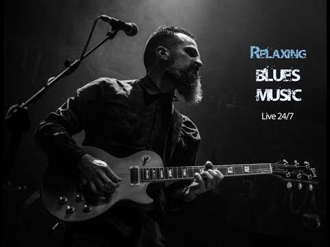 Relaxing Blues Music 2017 | Tin Pan Alley Raul Del Moral | www.RelaxingBlues.Com 4K