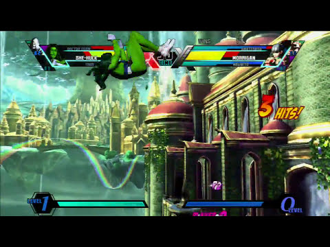 GR.Paulow3b vs Luizmau - FT10 x3 - UMvC3
