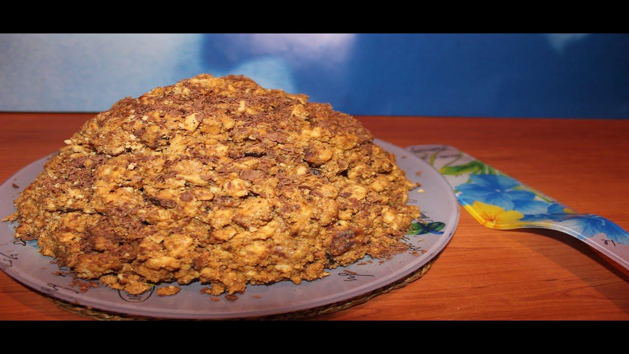 Торт муравейник: домашний, пошаговый рецепт с фото 72