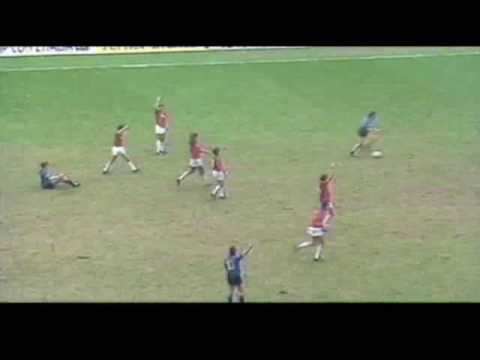 29° Giornata del Campionato 1989-1990 Goals : 3' A.Serena (INTER) 24' L.Matthaus (INTER) 84' A.Costacurta (MILAN) 90' A.Serena (INTER)