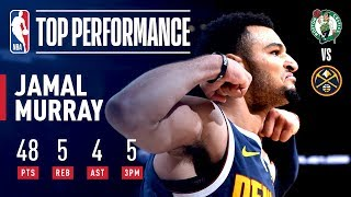 Jamal Murray Goes Off For 48 Points! NEW Career High! | November 5, 2018