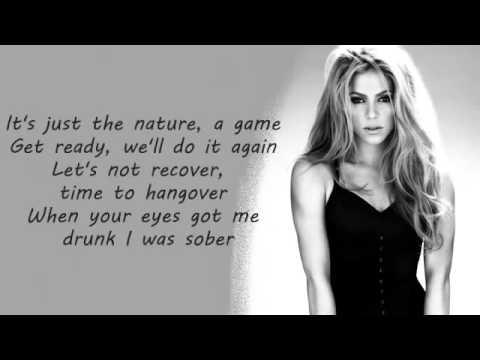 Shakira   Dare La La La Letra2