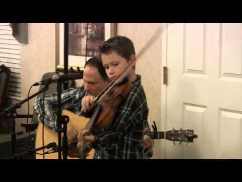 Fiddlin Carson Peters- Orange Blossom Special (12 Dec 2013)