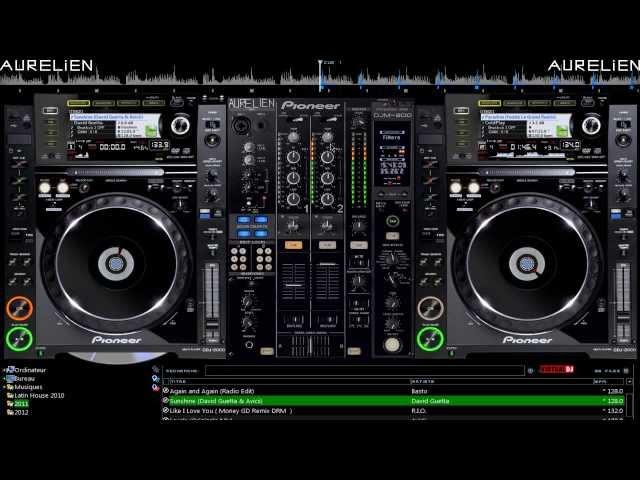 Mix 2012 sur Virtual DJ (N°14) HD