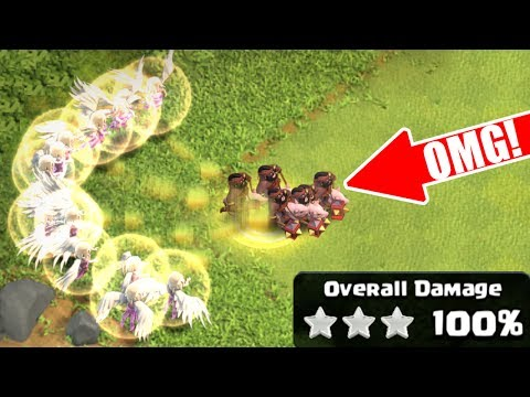 IMMORTAL ATTACK STRATEGY IS OP!?! - Clash Of Clans - CAN THEY BE STOPPED!?