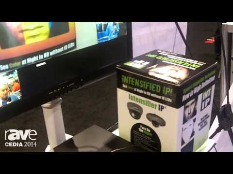 CEDIA 2014: Speco Technologies Features Intensified IP