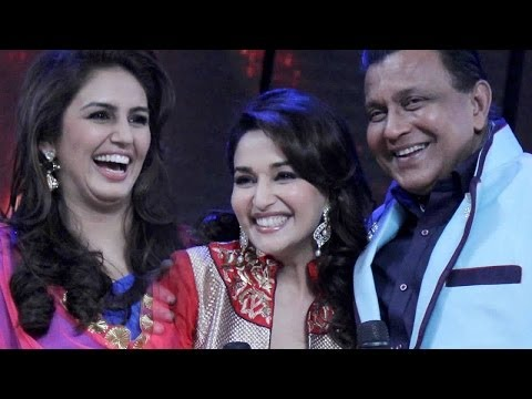 Madhuri Dixit Rocks On The Sets Of Dance India Dance!
